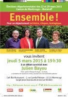 Tract départementales 2015