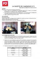 Gazette du Quartier Nord n°3